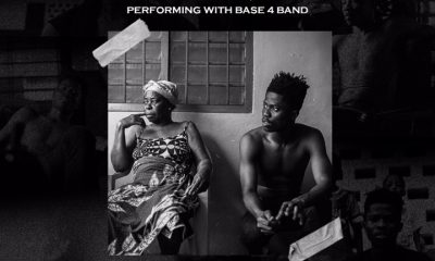 EMOTIONAL VIDEO: Kwesi Arthur and family shed tears of joy as he announces his BET nomination to them