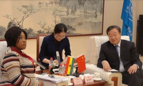 Foreign Affairs Minister woos Chinese investors