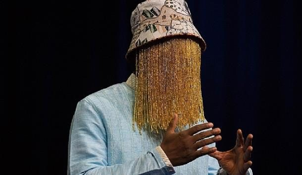 Corruption has held back African football - Anas Aremeyaw Anas
