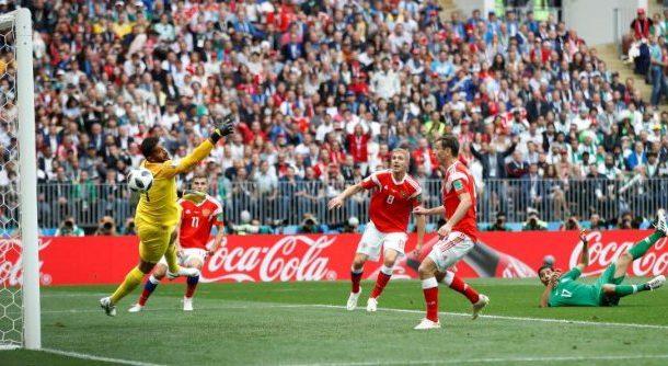 World Cup opener: Russia hammer Saudi Arabia 5-0