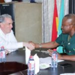 Engage now Africa donates to Ghana Immigration Service