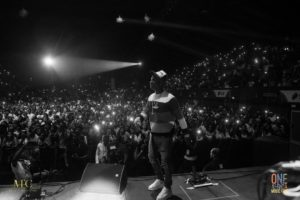 PHOTOS/VIDEOS: Stonebwoy, Sarkodie, Wizkid, Others thrill audience at One Africa Music Fest in London