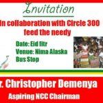 Kotoko's Christopher Demenya fetes thousands at Nima