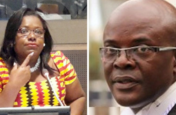 Oye Lithur cannot wash clothes — Tony Lithur