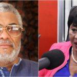 Rawlings can't think on his own; Nana Konadu remote controlling him - Anita Desoso fights back