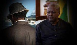 John Mahama breaks his silence on new Anas video