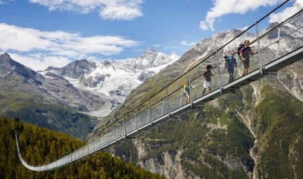 14 terrifying bridges around the world