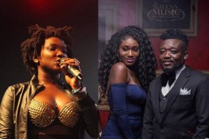 VIDEO: It's normal for Ghanaians to compare me to Ebony - Wendy Shay