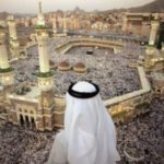 Man commits suicide by throwing himself off the roof of the Grand Mosque in Saudi Arabia