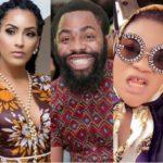 VIDEO: Drama on Nollywood set as another Actress calls Juliet Ibrahim 'idiot'