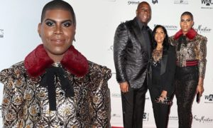 VIDEO: Legendary basketball player, Magic Johnson broke down and cried when his son came out as Gay