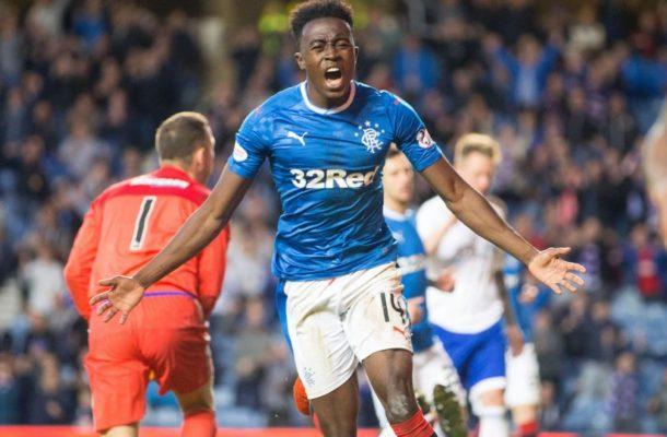 Blackpool's new Ghanaian forward Joe Dodoo targets high goal-scoring season