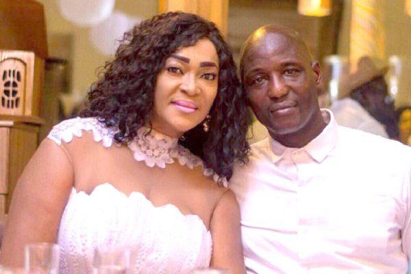 VIDEO: I'll choose Tony Baffoe all over again - Kalsoume Sinare drools over husband