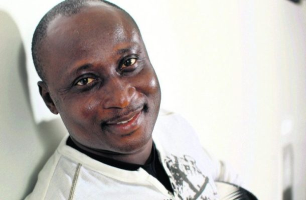 Anthony Yeboah remains coy on Ghana FA job