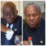 Akufo-Addo and Mahama in big fight over infrastructure development