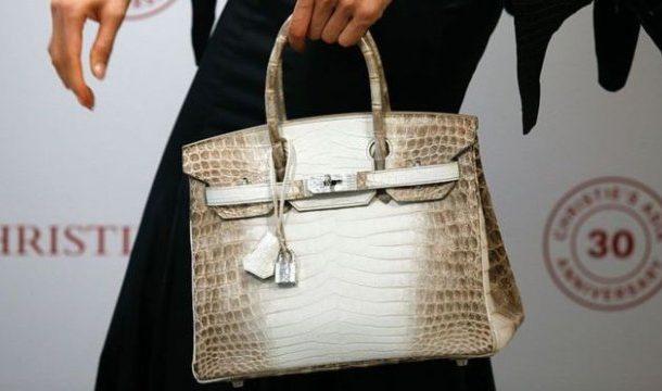 Ten-year-old handbag sells for £162,500