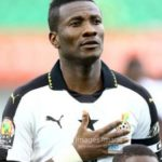 Ghana captain Asamoah Gyan not thinking of retirement