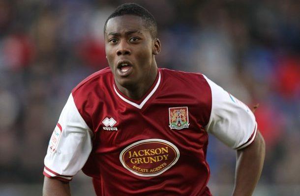 English side Telford rule out move for Ghanaian striker Akwasi Asante