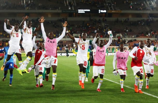 Africa in the World Cup: Building cohesion through the world's most-watched sport
