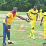 Hearts of Oak resume training after one-week break