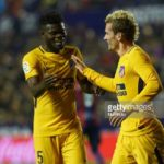 Atletico Madrid star Thomas Partey excited by Griezmann's decision to stay