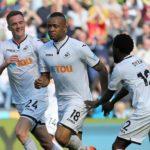Ghana ace Jordan Ayew among five stars to leave Swansea City