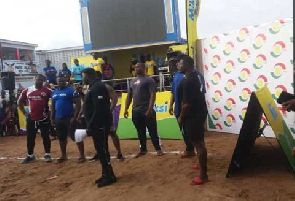 Ghana' Strongest 2018: Africa Mayweather, 5 others secure spots in Accra audition