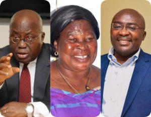 Anas Video: Akua Donkor sues; wants Akufo Addo, Bawumia removed