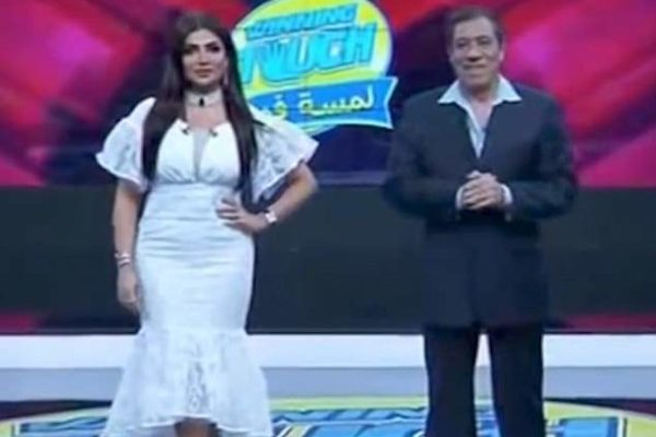 TV Host fired after Viewers complained her dress was inappropriate for Ramadan