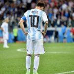 Argentina face exit Croatia go through