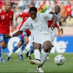 The six youngest African goalscorers in World Cup history
