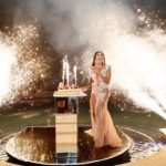 PHOTOS: South African media queen, Bonang Matheba celebrates 31st birthday with 2 lavish parties
