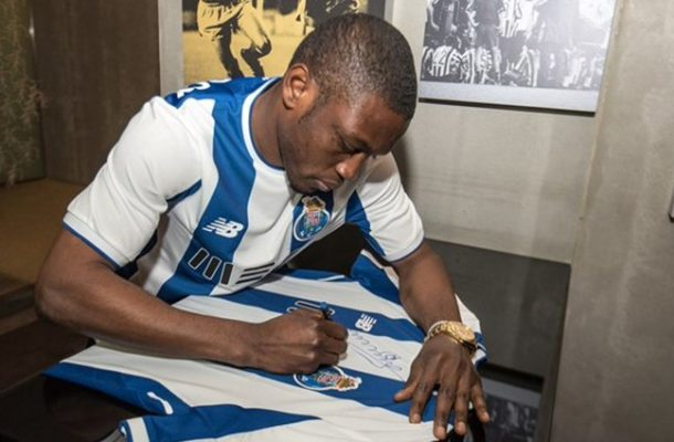 FC Porto offer Majeed Waris 4-year contract after loan spell