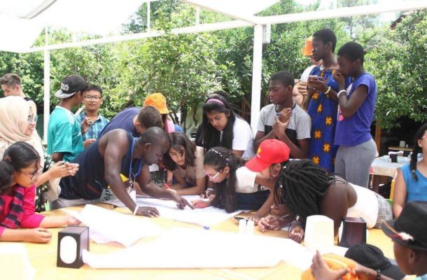 Ghana, African kids thrive at Rosatom summer school in Turkey