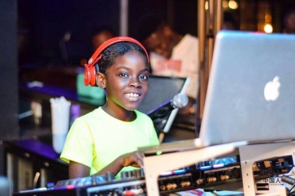 VIDEO: Ghana's young female DJ Switch featured on BBC's What's New show
