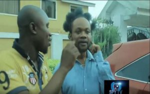 VIDEO: Daddy Lumba, Lilwin, Akrobeto spotted on set in upcoming Kumawood movie