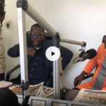 Unruly NDC's Prince Derek Adjei thrown out of radio station