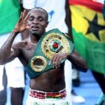 Emmanuel Tagoe stripped of IBO belt