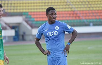 EXCLUSIVE: Ghanaian forward Joel Fameye breaks Belarus Cup goalscoring record
