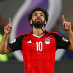 Mo Salah winning his race to be fit for Egypt's World Cup opener