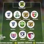 GHANA PREMIER LEAGUE 2017/18: FIRST ROUND BEST XI