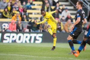 Ghanaian duo included in MLS All-Star team to face Juventus