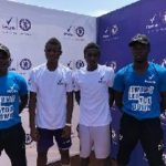 Rexona 'Be the Next Champion' train stops in Tamale