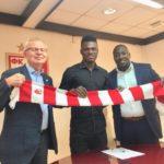 Ghana defender Rashid Sumaila vows to guide Red Star Belgrade to glory