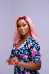 PHOTOS: Chris Attoh's ex wife, Damilola Adegbite launches official website with new photos