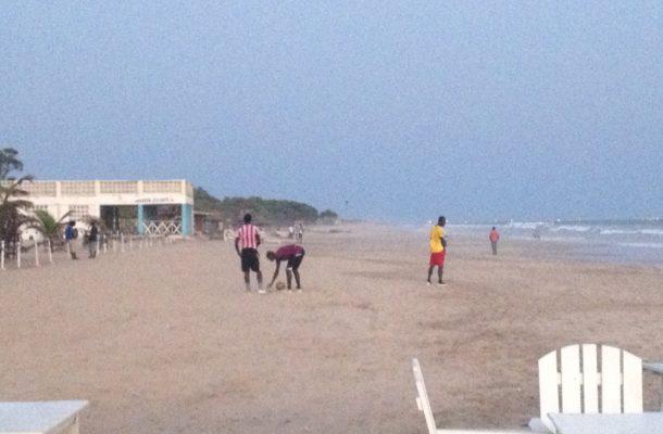 Ghana Tourism Authority closes down La Pleasure beach resort