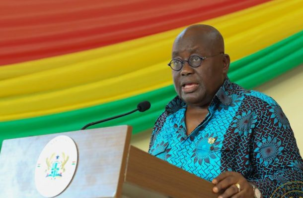 Ghana Card: NDC deliberately manufacturing stories to slow down gov'ts progress - Akufo Addo