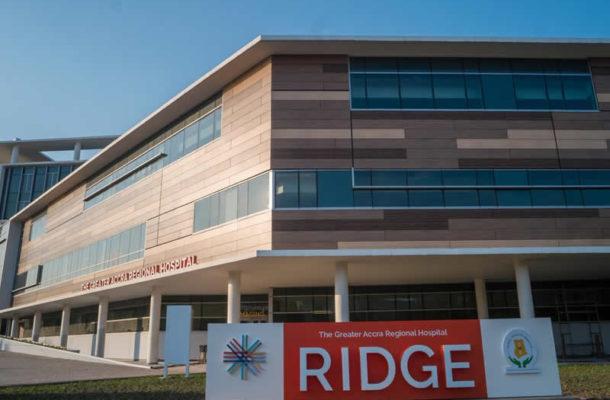 Body of top Rwandan official who died of coronavirus goes 'missing' at Ridge Hospital