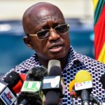 Angry Ashanti Regional Minister slams journalists over 'go and sell cocaine' comment
