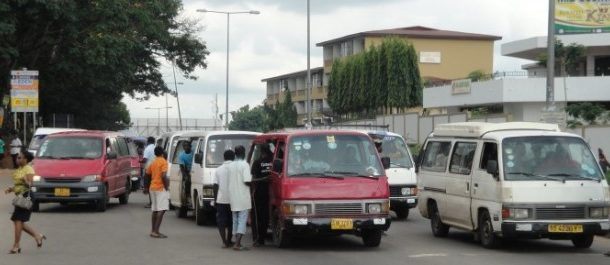 Taxis, 'Trotros' must not traverse lockdown areas – President Akufo-Addo